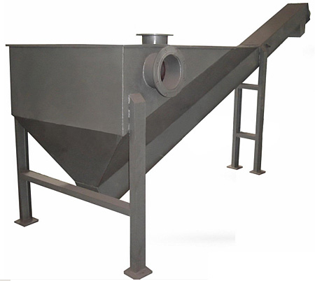 LXQ型螺旋砂水分离器