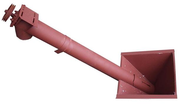 管式螺旋提升机
